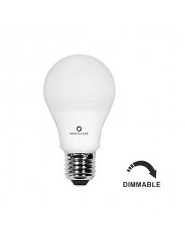 Bombilla Estandar E27 12W Regulable
