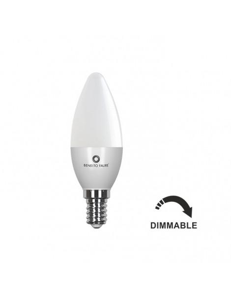 Vela Flama E14 5,5W Regulable