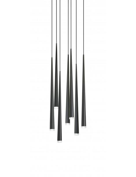 Colgante Slim 7 Elementos 100cm - 7x2,1W