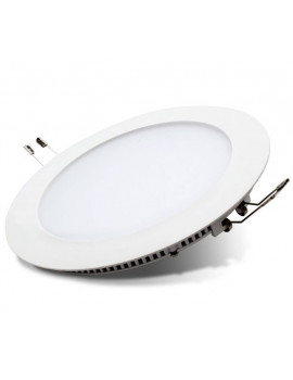 Downlight Circular Extraplano 11W Blanco