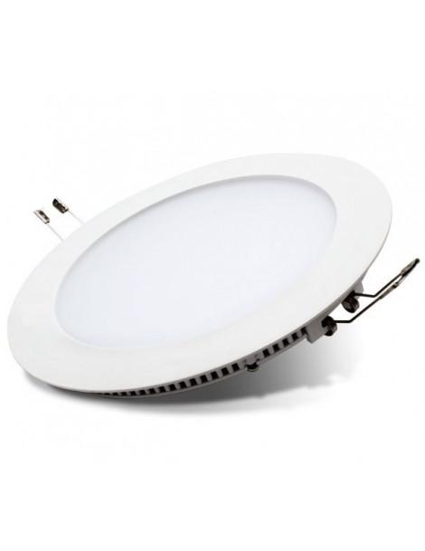 Downlight Circular Extraplano 11W Blanco