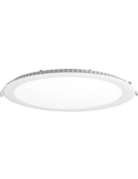 Downlight Circular Extraplano 24W Blanco