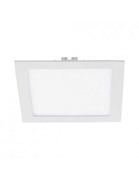 Downlight Cuadrado Extraplano 18W Blanco 225x225mm