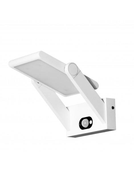 Aplique Solar Proa 2,5W c/Sensor Presencia