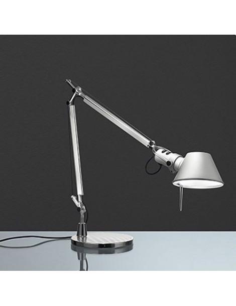 Flexo Tolomeo Mini LED Regulable 10W 3000K c/Base