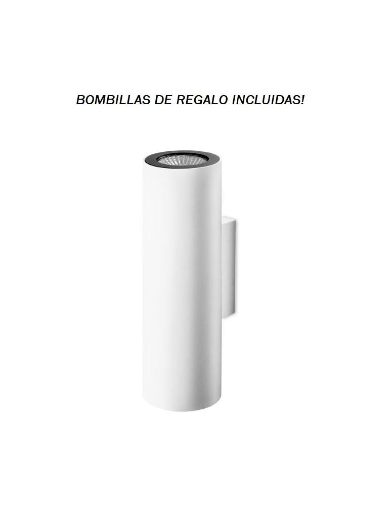 Aplique Pipe 2xGU10