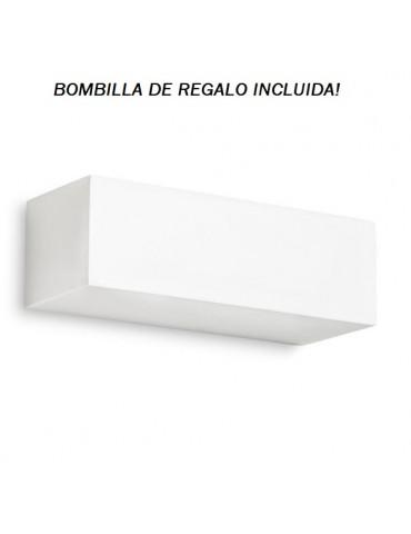Aplique Escayola GES 1xE14 - Modelo A