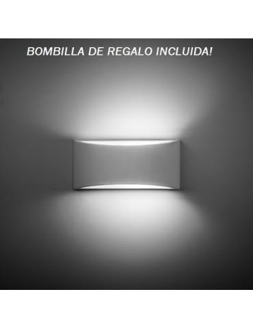 Aplique Escayola GES 1xE14 - Modelo B