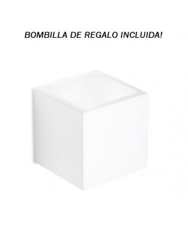 Aplique Escayola GES 1xG9 - Modelo C