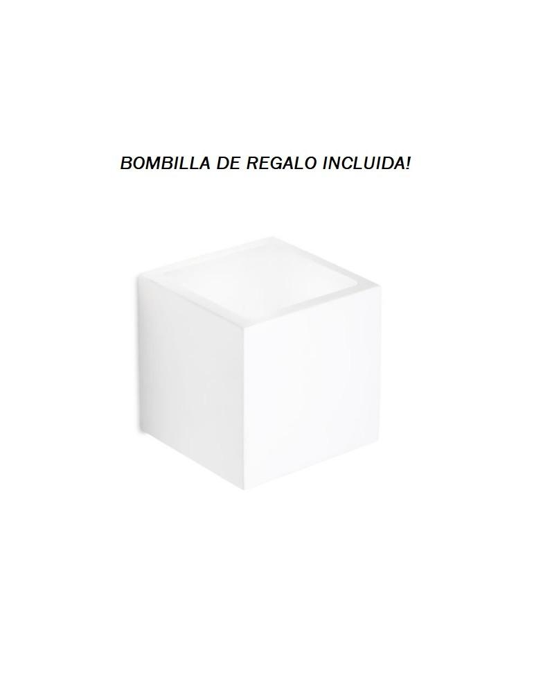 Aplique Escayola GES 1xG9 - Modelo E