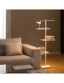 Lámpara de Pie Suite 6007 - Con Pantalla