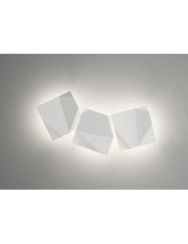 Aplique Origami Triple
