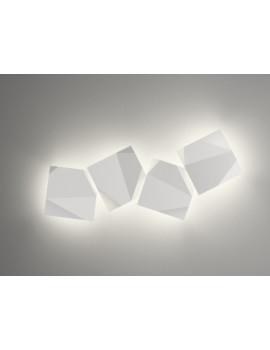 Aplique Origami Cuádruple