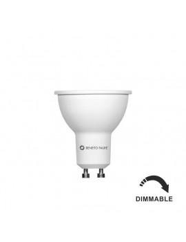 Dicroica System GU10 8W - Regulable