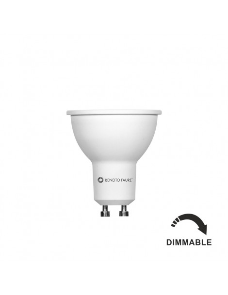 Dicroica System GU10 8W - Regulable
