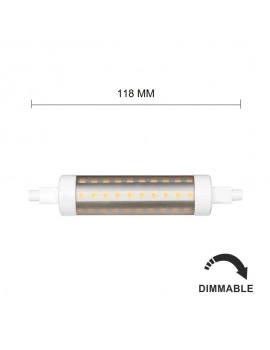 Bombilla Lineal 9W 360º - Regulable